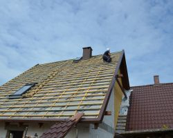 Rodzaje więźb dachowych
